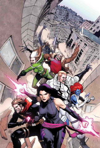 Astonishing X-Men #9