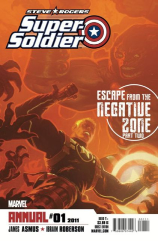 Steve Rogers: Super Soldier Annual #1