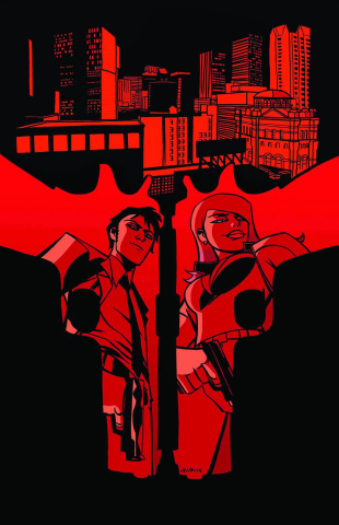 The United States of Murder, Inc. #1 (2nd Printing)