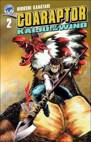 Coaraptor: Kaiju of the Wind