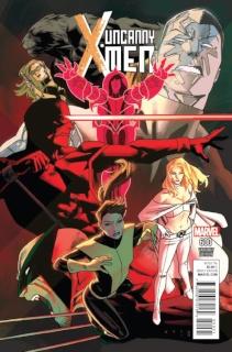 Uncanny X-Men #600 (Anka Cover)