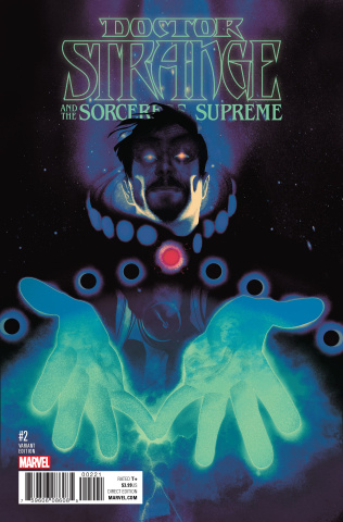 Doctor Strange and the Sorcerers Supreme #2 (Irving Cover)