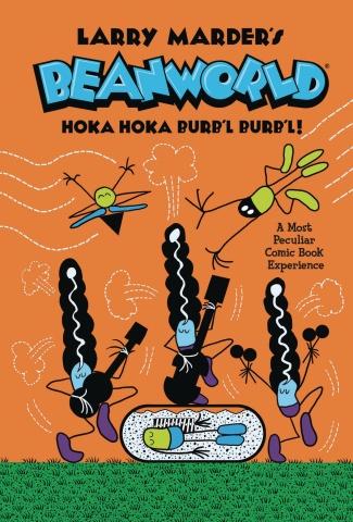 Beanworld Vol. 4: Hoka Hoka Burb'l Burb'l!