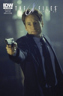 The X-Files, Season 10 #14 (Subscription Cover)