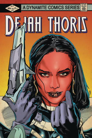 Dejah Thoris #7 (Mooney Homage Cover)