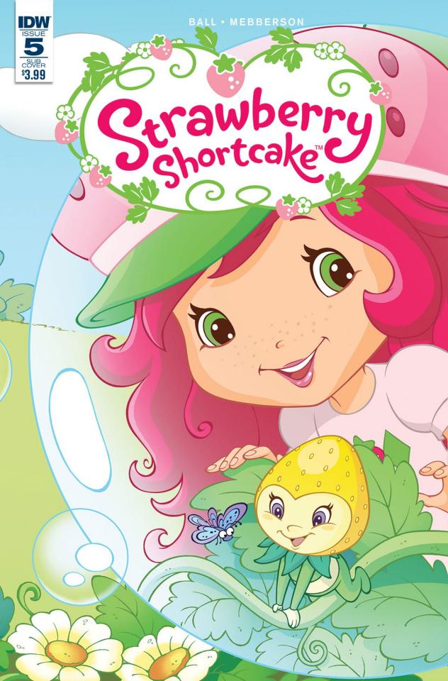 Strawberry Shortcake #5
