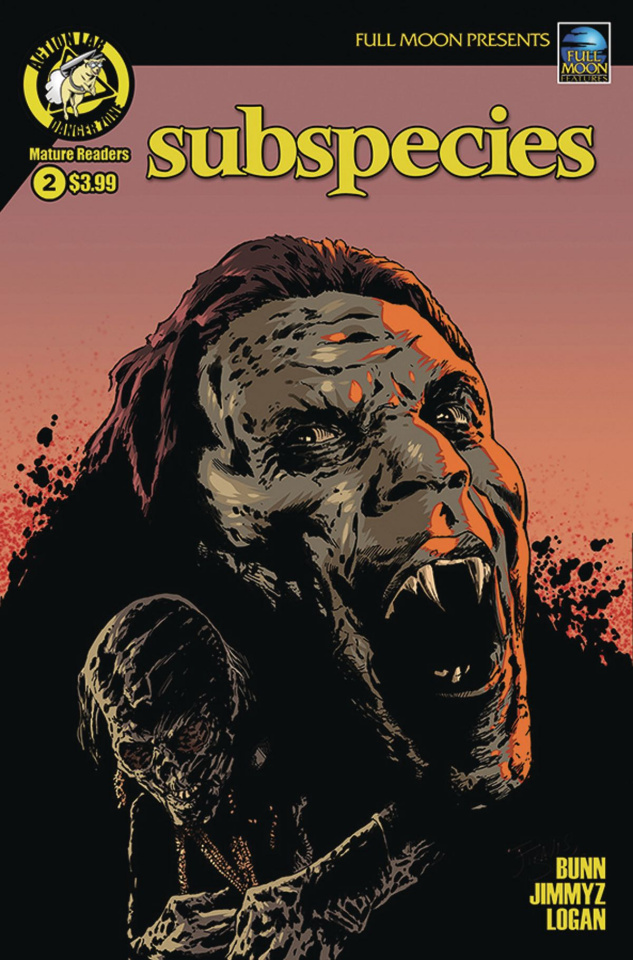 Subspecies #2 (Smith Cover)