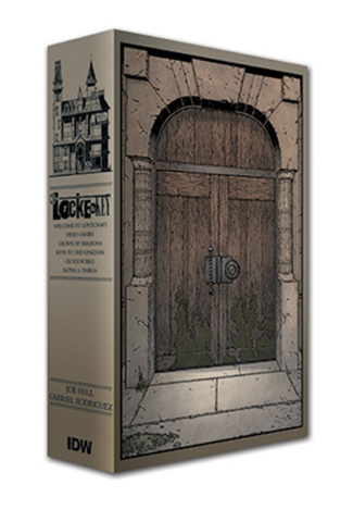 Locke & Key (Slipcase Set, Holiday Edition)