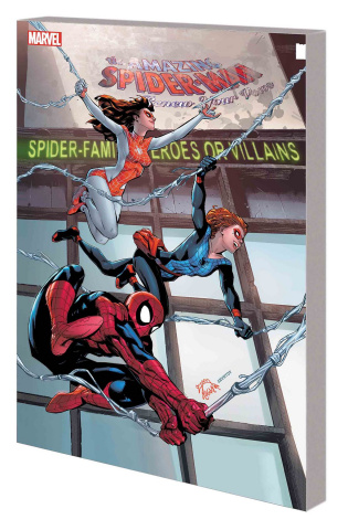 The Amazing Spider-Man: Renew Your Vows Vol. 3: Eight Years Later
