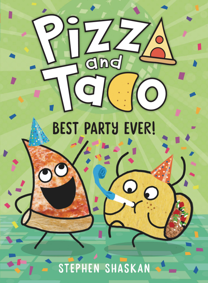 Pizza and Taco Vol. 2: Best Party Ever!