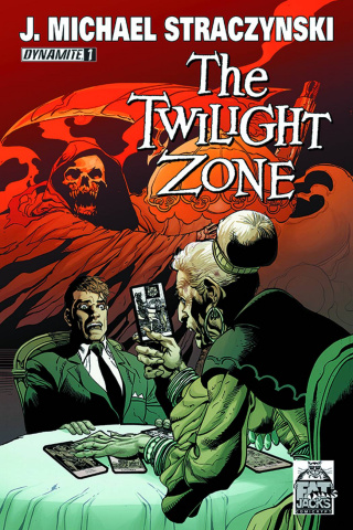The Twilight Zone #1 (Fat Jacks Comicrypt Cover)