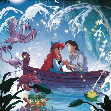The Little Mermaid #3