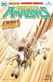 Odyssey of the Amazons #4