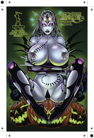 Tarot: Witch of the Black Rose #112 (Studio Deluxe Edition)