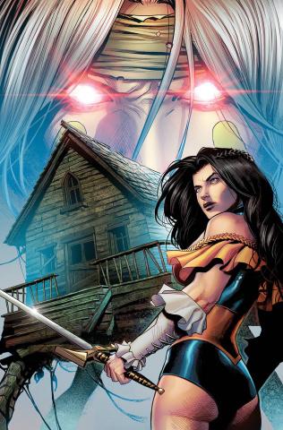 Grimm Fairy Tales #42 (Coccolo Cover)