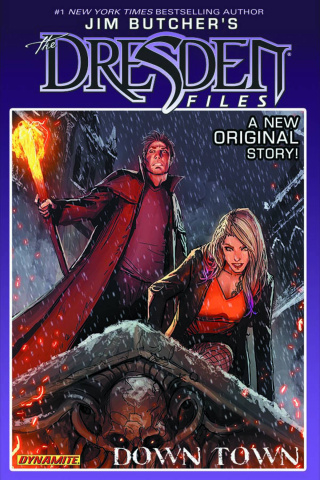 The Dresden Files: Down Town