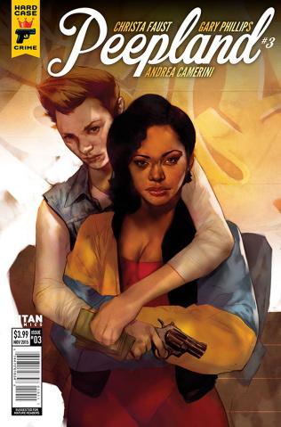 Hard Case Crime: Peepland #3 (Oliver Cover)