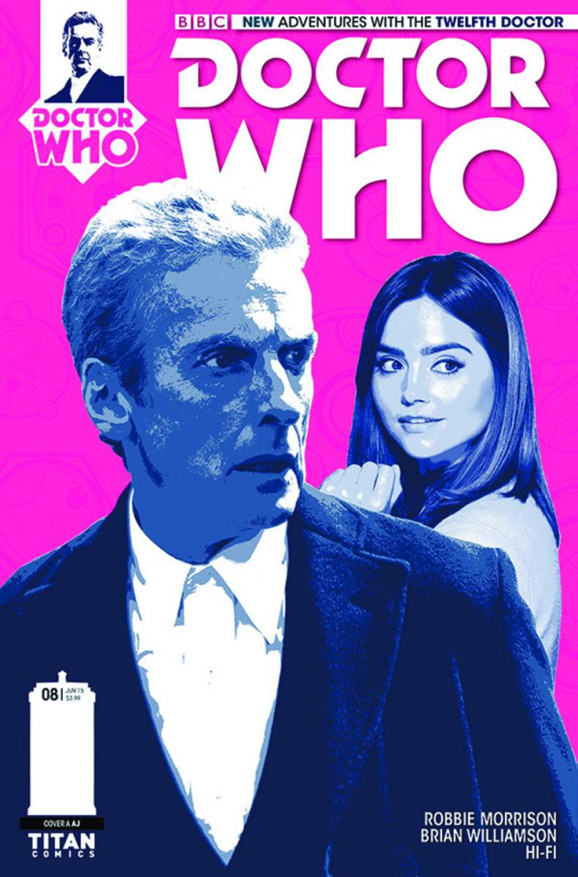 Doctor Who: New Adventures with the Twelfth Doctor #8
