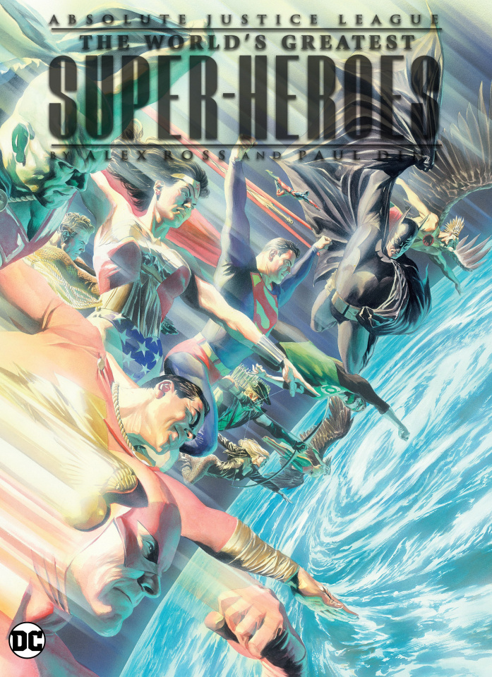Absolute Justice League: World's Greatest Superheroes