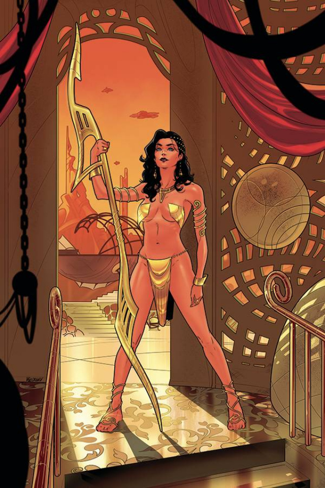 Dejah Thoris #11 (Georgiev Virgin Cover)