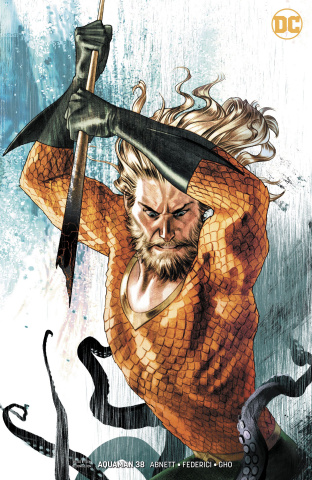 Aquaman #38 (Variant Cover)