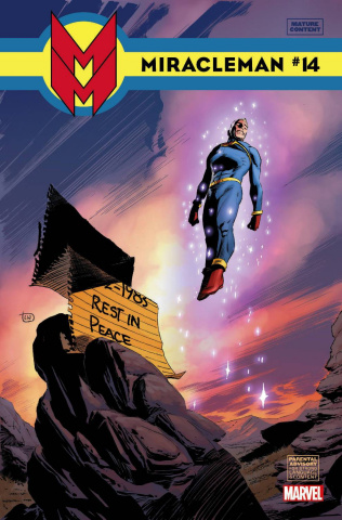 Miracleman #14 (Weeks Cover)