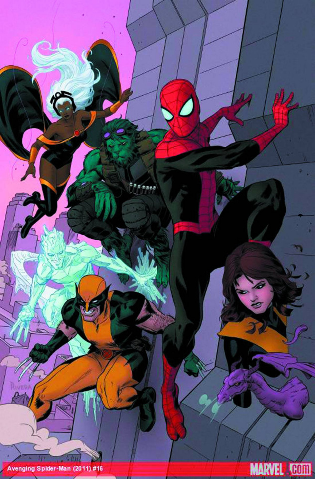 Avenging Spider-Man #16 (2nd Printing)