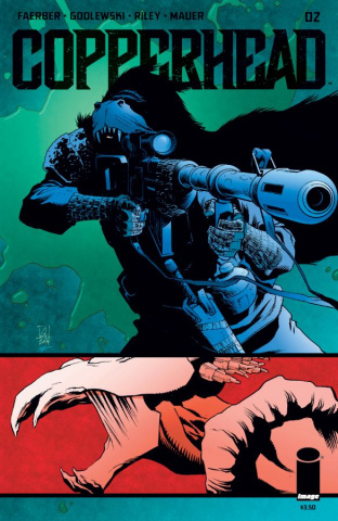 Copperhead #2 (2nd Printing)