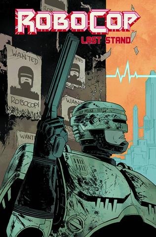 RoboCop Vol. 2 :Last Stand, Part 1