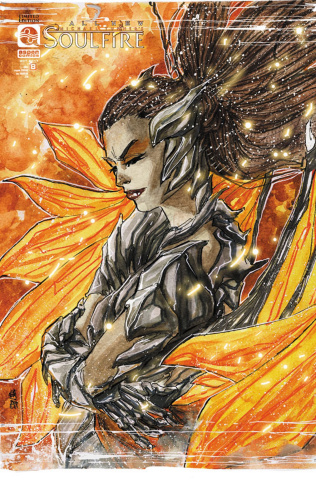 All New Soulfire #8 (10 Copy Cover)
