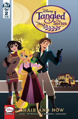 Tangled: Hair and Now #2