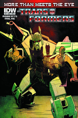 The Transformers: More Than Meets the Eye #14