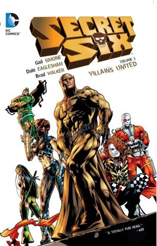 The Secret Six Vol. 1: Villains United