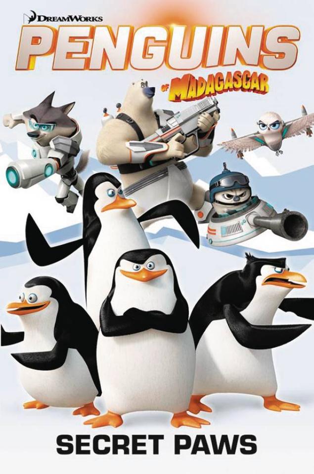 Penguins of Madagascar: The Elitest of the Elite #4