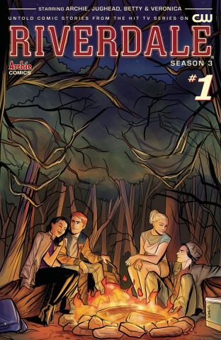 Riverdale, Season 3 #1 (Eisma Cover)