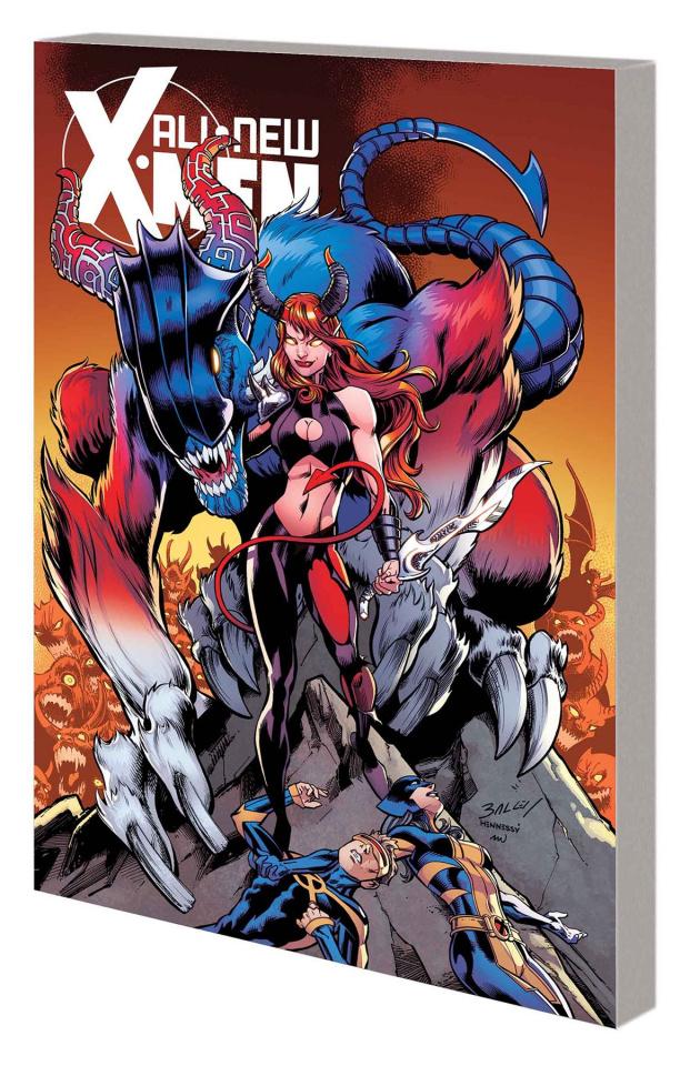 All-New X-Men Vol. 3: Inevitable Hell Hath So Much Fury