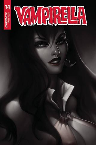 Vampirella #14 (Hetrick Bonus COVER)