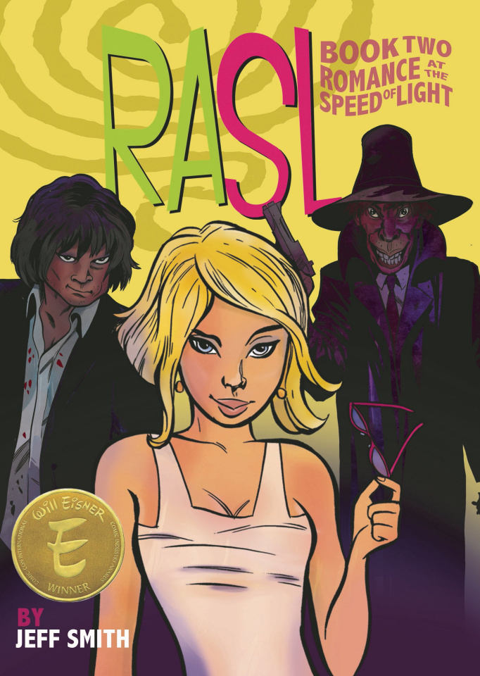 RASL Vol. 2: Romance at the Speed of Light (Color Edition)
