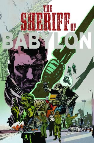 The Sheriff of Babylon #12