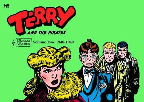 Terry and the Pirates Vol. 2: 1948-1949