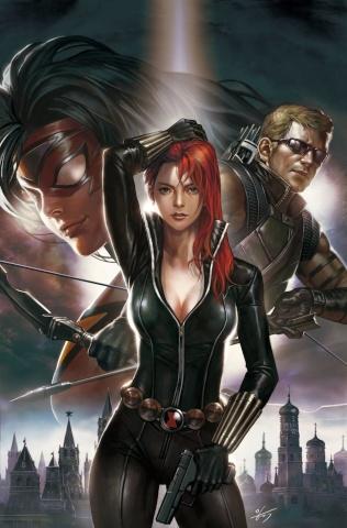 Avengers Assemble #13 (Hyuk Lee Cover)