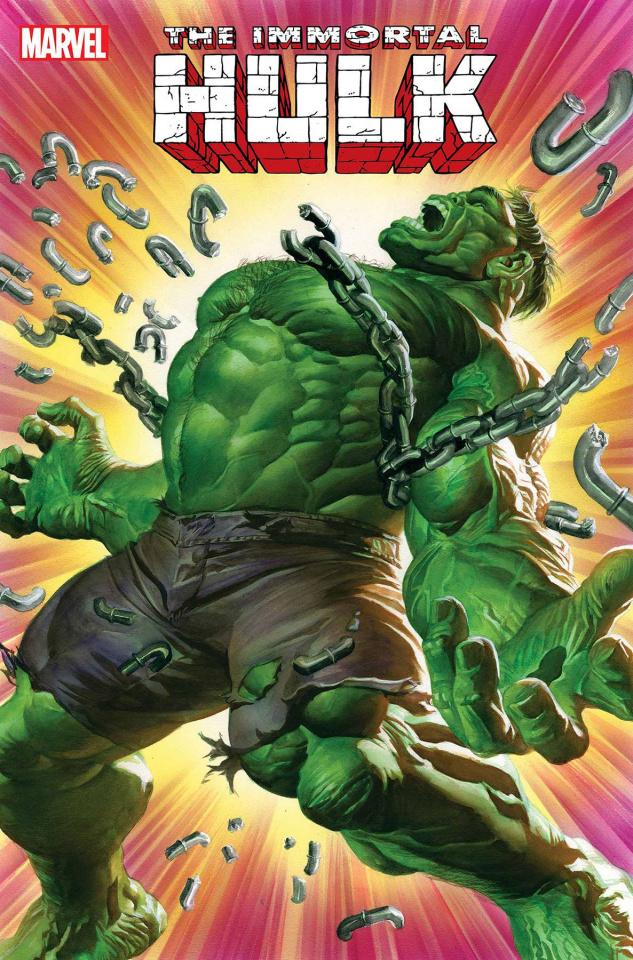 The Immortal Hulk #38
