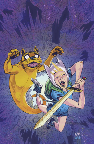 Adventure Time Comics #10 (Gorham Cover)