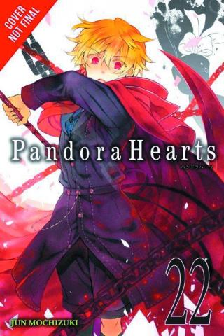 Pandora Hearts Vol. 23