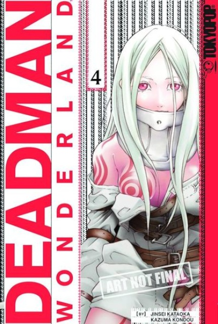 Deadman: Wonderland Vol. 4
