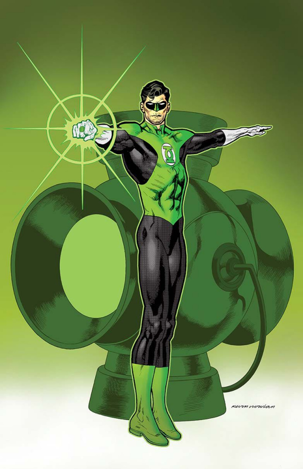 Hal Jordan and The Green Lantern Corps #1 (Variant Cover)