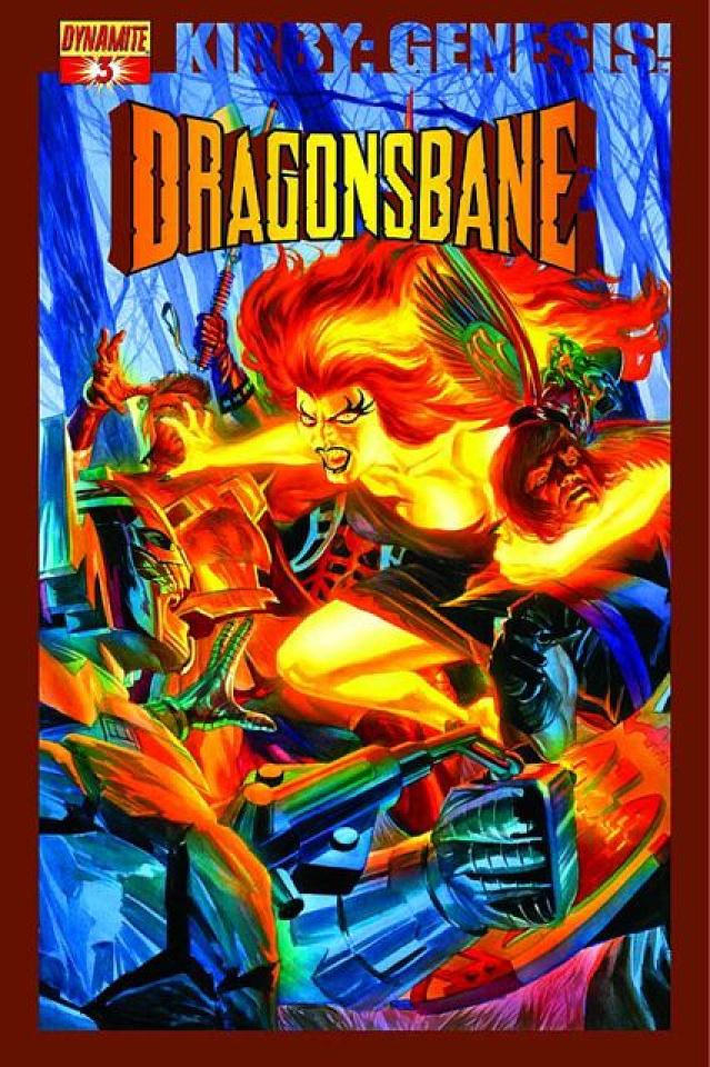 Kirby Genesis: Dragonsbane #3