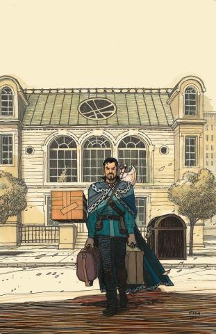Doctor Strange #381 (Walta Cover)