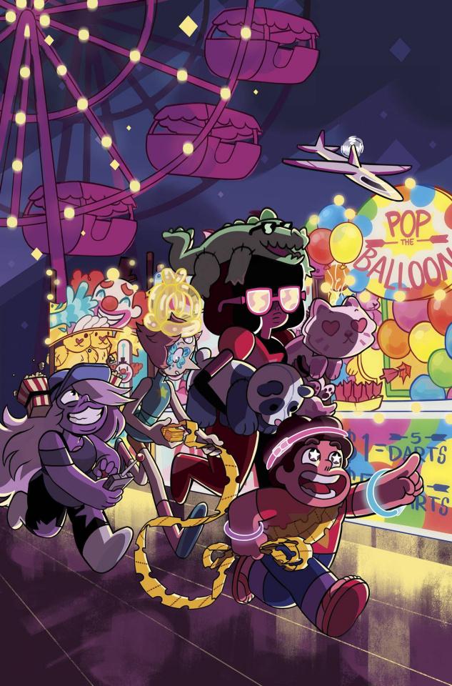 Steven Universe #1 (Baltimore Comic Con Cover)
