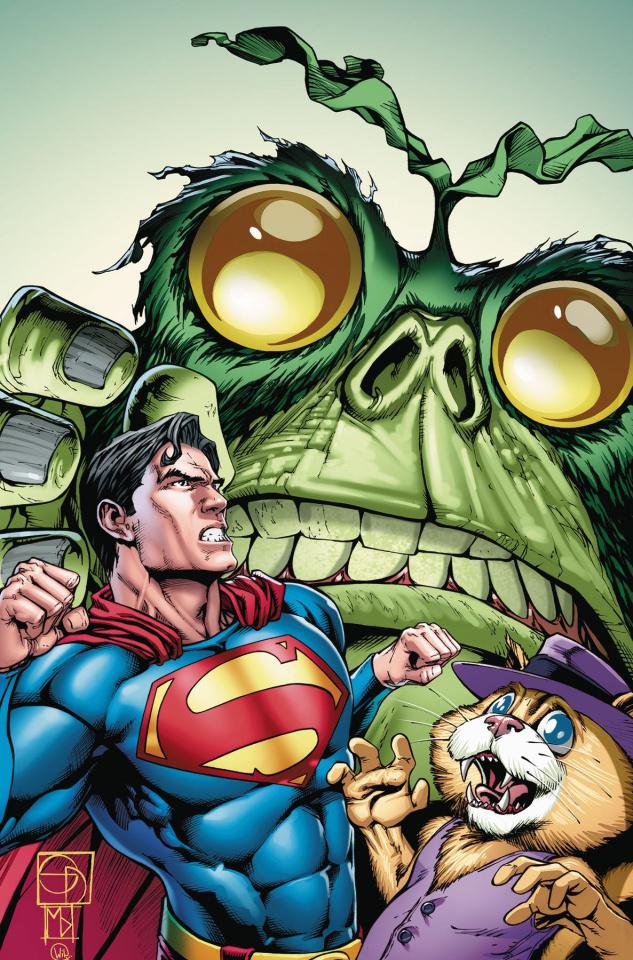 Superman / Top Cat Special #1